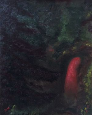 Červená karkulka v temném lese